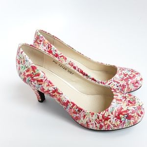Modcloth T.U.K. Talk Is Sweet Heel in Sprinkle